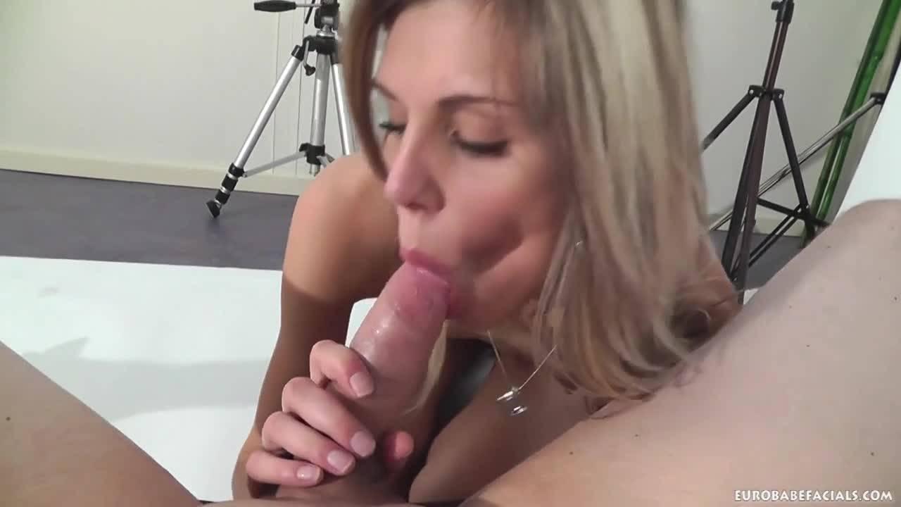 Опытная соска в порно